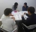 ペアやグループでの演習・ワークが豊富な体験学習形式です。